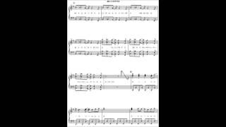 getlinkyoutube.com-(楽譜配信中)妖怪ウォッチバスターズ白犬隊OP 白いイカクウカ ピアノソロアレンジ