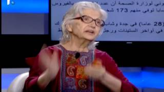 getlinkyoutube.com-مريم نور:انا بشفي من السرطان ب 21 يوم وعقطع رقبتي