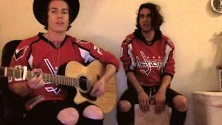 """getlinkyoutube.com-Young Rising Sons Do Acoustic Cover Of """"How Do I Live"""""""