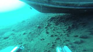 getlinkyoutube.com-OpenROV Explores Shipwreck- Lake Tahoe 10.26.2013