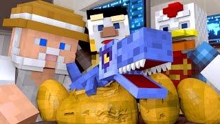 "getlinkyoutube.com-Minecraft Dinosaurs | Jurassic Craft Ep 93! ""NEW DINO EGGS!"""