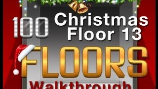 getlinkyoutube.com-100 Floors - Christmas Tower Floor 13 Walkthrough