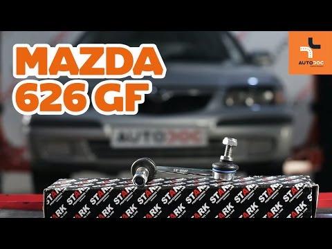 Ka nomainit priekseja stabilizatora atsaite Mazda 626 GF PAMACIBA | AUTODOC