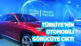 Canlı Yayın Türkiye'nin Otomobili görücüye çıkıyor
