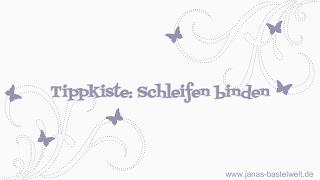 getlinkyoutube.com-Tippkiste: Einfach kleine Schleifen binden