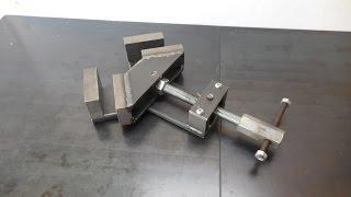 getlinkyoutube.com-morsa angolare fai da te (homemade angle clamp)