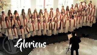 """getlinkyoutube.com-""""Glorious"""" by David Archuleta from Meet the Mormons Cover by One Voice Children's Choir"""