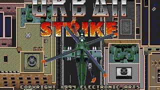 getlinkyoutube.com-Mega Drive Longplay [177] Urban Strike