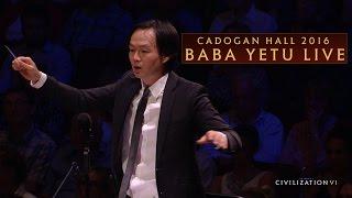 Baba Yetu (The Lord's Prayer in Swahili)-Alex Boyé, BYU Men's Chorus & Philharmonic; Christopher Tin width=