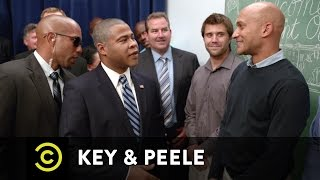 getlinkyoutube.com-Key & Peele - Obama Meet & Greet