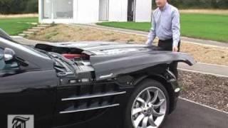 getlinkyoutube.com-drifting Mercedes SLR McLaren