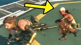 getlinkyoutube.com-MGSV: Phantom Pain - Hidden Easter Eggs (Metal Gear Solid 5)