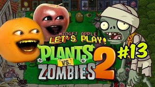 Midget Apple - Plants vs Zombies 2 #13: SPUDOW INSANITY!!!