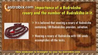 getlinkyoutube.com-Rudraksha - The importance of wearing a Rudraksha, and method of wearing it
