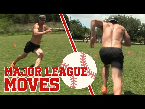 Best Conditioning Drills for Baseball - Move like a Major League Player