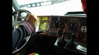 getlinkyoutube.com-Scania 143H 500 V8 Sound