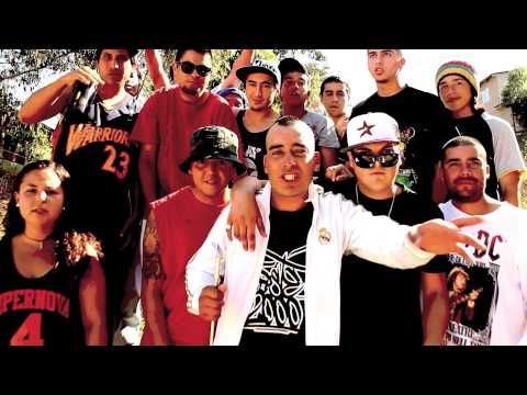 Yo Soy - De La Jeka Pa La Kalle (Video Oficial HD, Rap Chileno 2013)