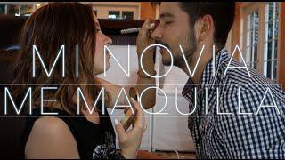 getlinkyoutube.com-TAG Mi Novia Me Maquilla - Camilo Echeverry y Evaluna Montaner