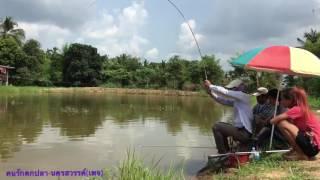 getlinkyoutube.com-ชิงหลิว(5) คนรักตกปลา-นครสวรรค์