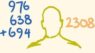 getlinkyoutube.com-Mental Addition Trick - Add large numbers rapidly