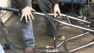 getlinkyoutube.com-Building With the Iler Brothers: Episode 3: Weld on Hardtail: 1952-1978