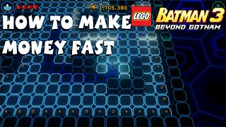getlinkyoutube.com-How to Make Money Fast in Lego Batman 3 Beyond Gotham
