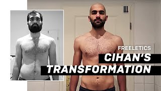 getlinkyoutube.com-A Fat Gut to Shredded Cuts. My Fat Loss Transformation with Freeletics Gym.