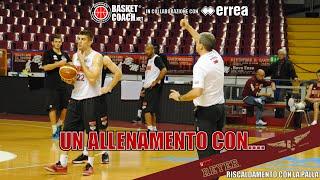 getlinkyoutube.com-Basket Coach: un allenamento con la Reyer Venezia (Parte 2)