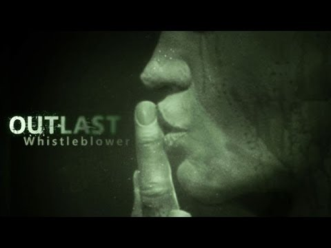 Outlast Whistleblower #6 - Nudisten unter sich - Let's Play Outlast Whistleblower DLC