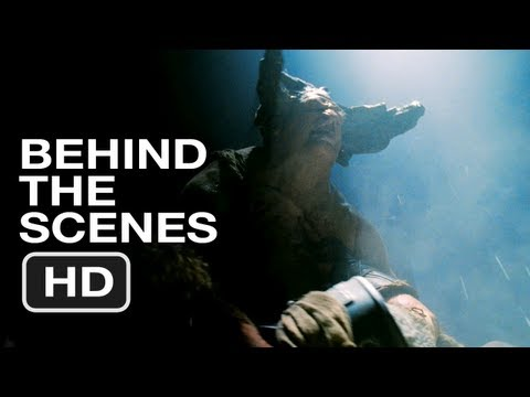 Wrath of the Titans - Behind the Scenes - Minotaur - Sam Worthington Movie (2012) HD