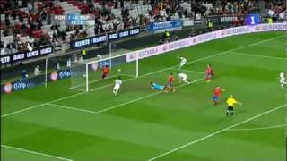 Portugal 4:0 Spain - full match highlights [HQ]