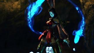 getlinkyoutube.com-Blade and Soul: Warlock PvP - Part 1