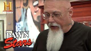 getlinkyoutube.com-Pawn Stars: Antique Dentist Chair | History