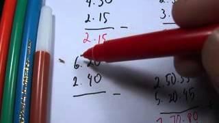 getlinkyoutube.com-Rumus Cepat Skala jam menit - matematika sd - pengurangan