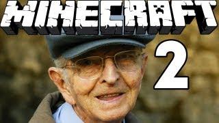 getlinkyoutube.com-Stary pierdziel trolluje Minecraft 2 - Atak Szkopów!