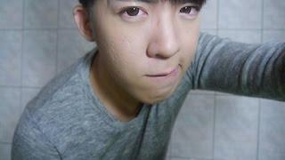 getlinkyoutube.com-男生怎麼化妝 ?? // Men's Power of makeup