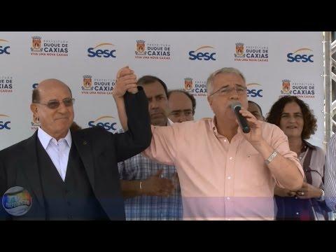 ALEXANDRE CARDOSO LANÇA PROGRAMA SAÚDE BUCAL EM XERÉM - TvPrefeito.com