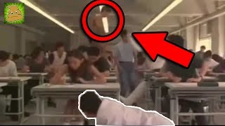 getlinkyoutube.com-Copian en un Examen en Japon y mira lo que hace el Profesor