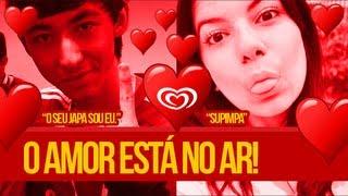 getlinkyoutube.com-O amor esta no ar - @HayashiXPG S2 @DeeGalvao LBP2