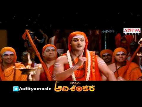 Jagadguru Adi Shankara Movie Trailer 3