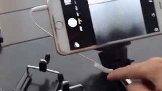 getlinkyoutube.com-Gậy chụp hình dây tai nghe chụp trực tiếp Z07-5S cho mọi điện thoại XỊN RẺ ĐẸP HCM