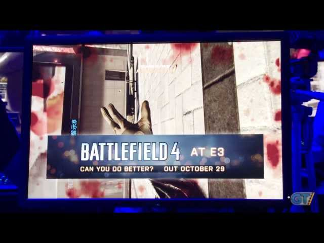 Battlefield 4 - E3 2013: Multiplayer Gameplay