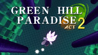 getlinkyoutube.com-Green Hill Paradise - Act 2 - All Chaos Emeralds + Hyper Sonic Playthrough