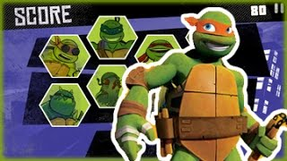 getlinkyoutube.com-TMNT Battle For New York - Nickelodeon Games