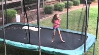 getlinkyoutube.com-Hayley's  Gymnastics~Fight Song