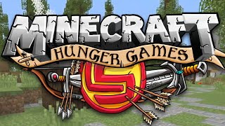 getlinkyoutube.com-Minecraft: MOST BALLER HUNGER GAMES EVER