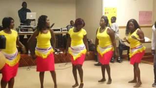 OD BONNY performance- acholi music video youth conference