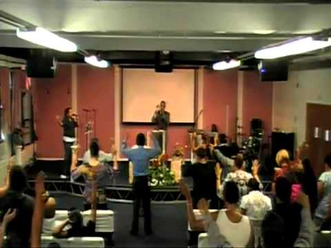 God Will Supply by Pastor C  Styles. Spanish Translator p3 of 4