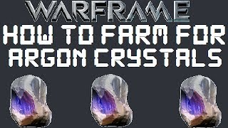 getlinkyoutube.com-Warframe - How To Farm For Argon Crystals