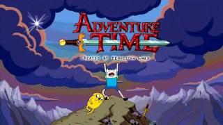 getlinkyoutube.com-Adventure Time Intro - Slowed down